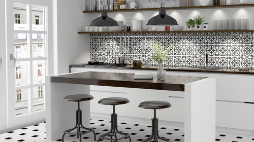 2020 Kitchen Tile Trends