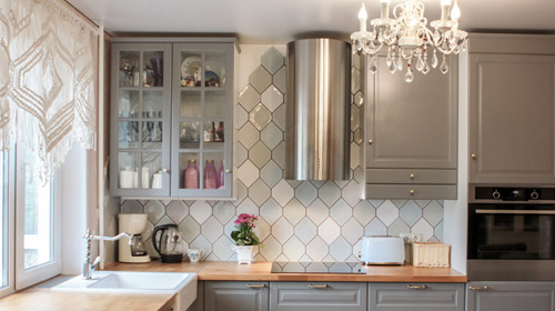 Mosaic Tile Backsplash Ideas